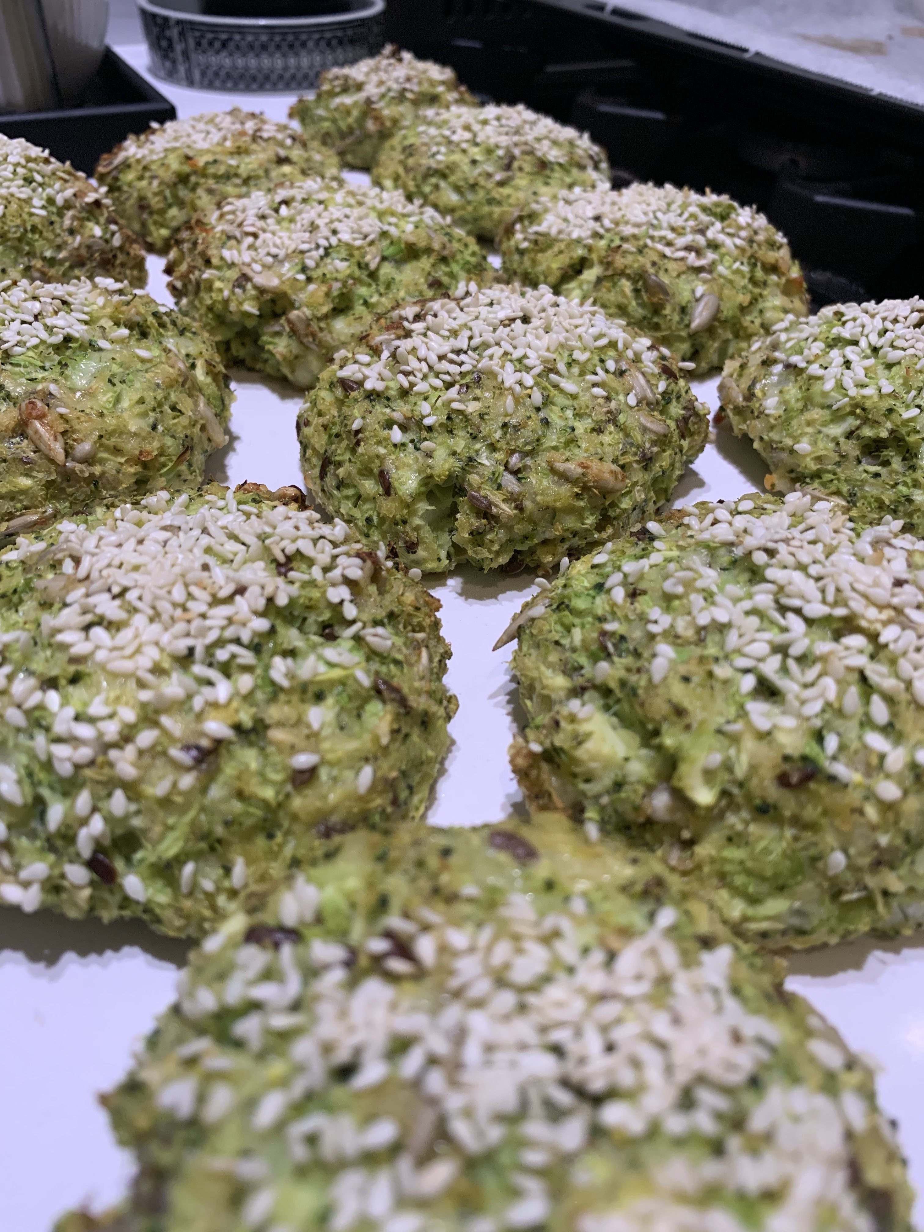 Sunde broccoliboller – glutenfri